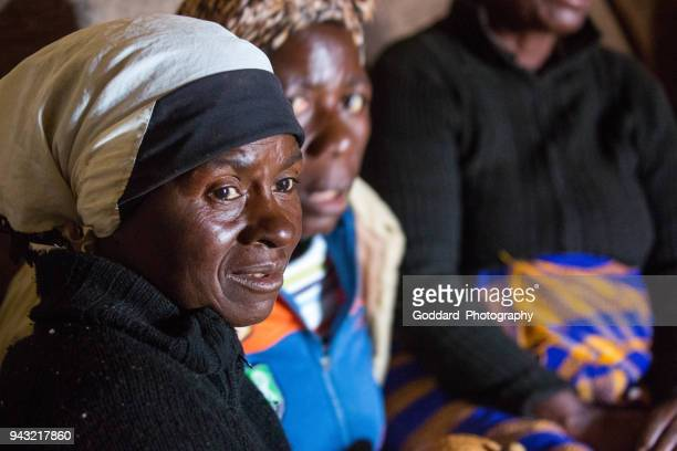 zimbabwe: villagers - zimbabwe stock pictures, royalty-free photos & images