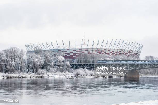 Zimowy stadion