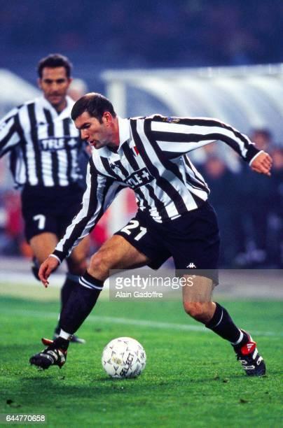Zinedine Zidane Juventus Turin / Athletic bilbao Photo Alain Gadoffre / Icon Sport