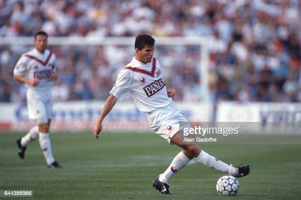 Zinedine Zidane Bordeaux / Cannes Ligue 1 Photo Alain Gadoffre / Icon Sport