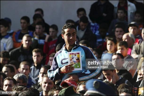 Zinedine Zidane est en Algerie pour une visite de cinq jours avec ses parents originaires de petite Kabylie
