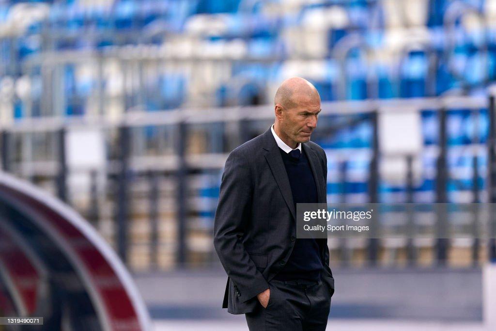 Real Madrid v Villarreal CF - La Liga Santander : News Photo