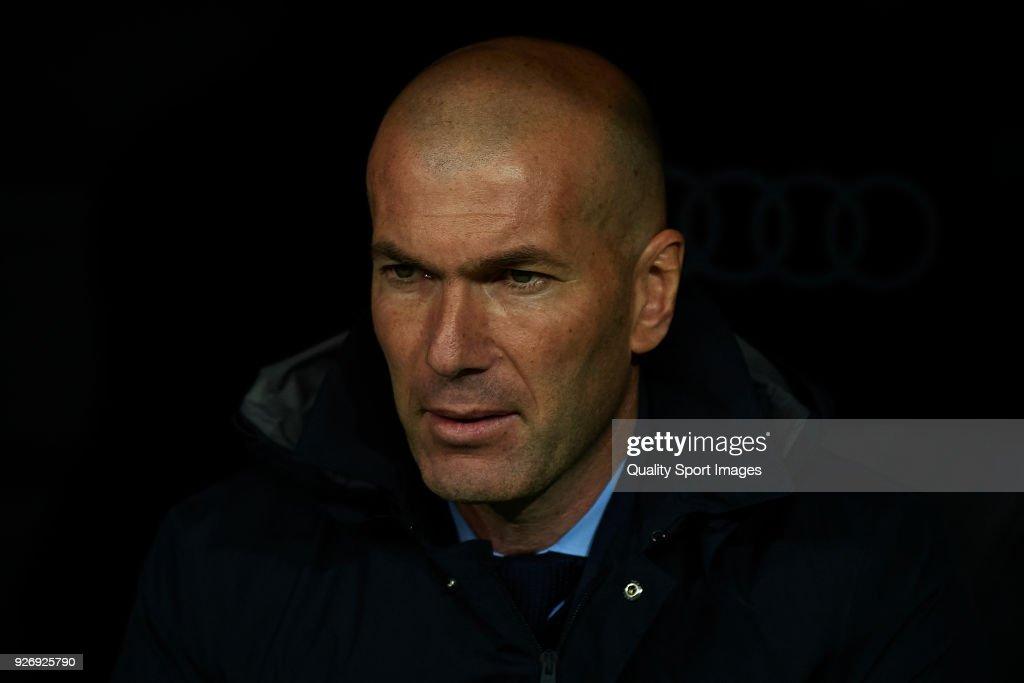 Real Madrid v Getafe - La Liga : Photo d'actualité