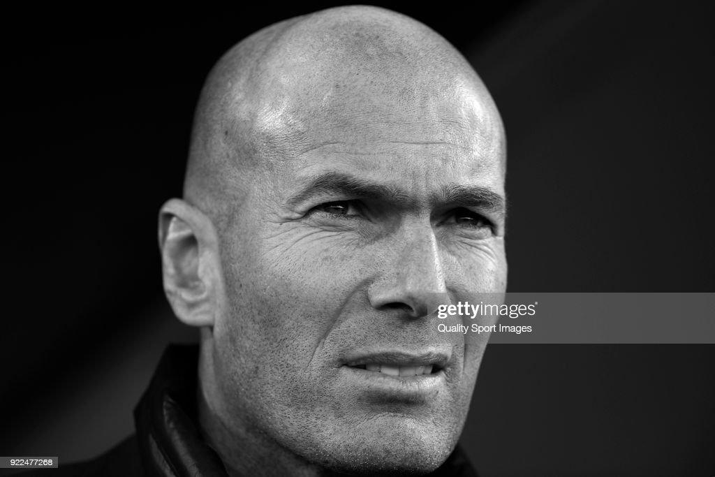 Leganes v Real Madrid - La Liga : Nachrichtenfoto