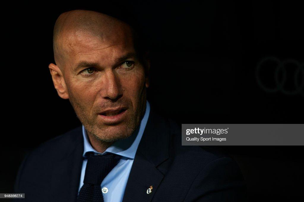 Real Madrid v Athletic Club - La Liga : News Photo
