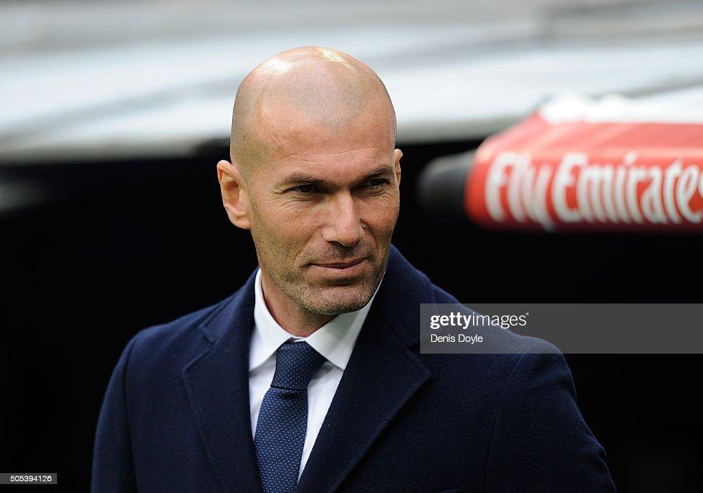 Real Madrid CF v Sporting Gijon - La Liga : News Photo