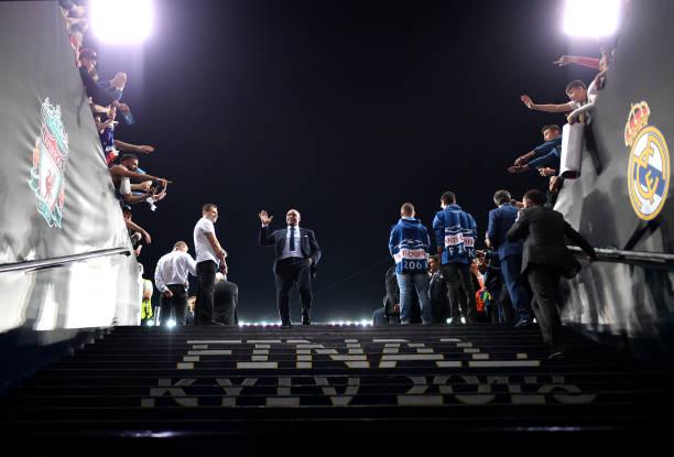 UNS: Game Changers - Zinedine Zidane