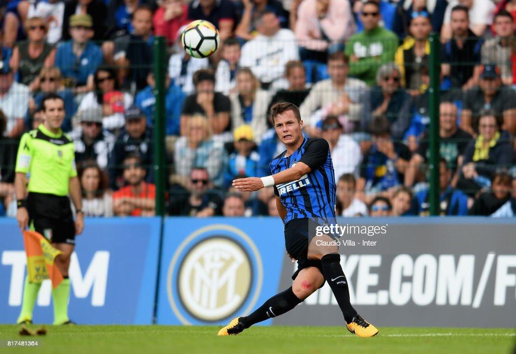 FC Internazionale v Nurnberg - Pre-Season Friendly : News Photo