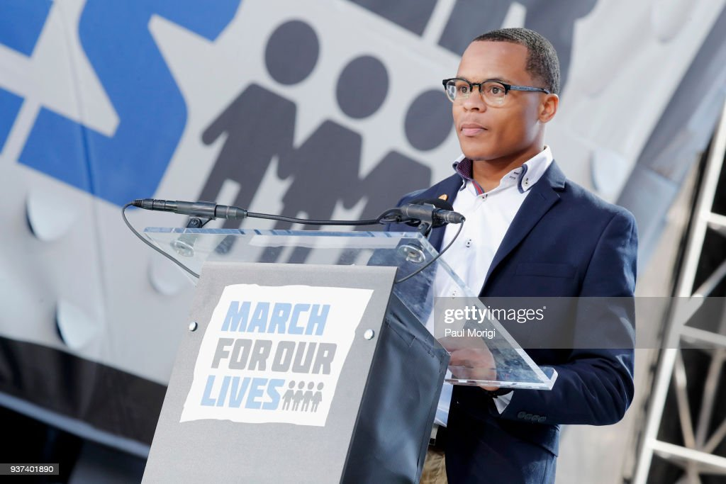 """""""March For Our Lives"""" Rallies Across The U.S."""