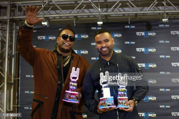 Zion Lennox receive three awards as part of 2019 Premio Tu Musica Urbano at Coliseo Jose M Agrelot on March 21 2019 in San Juan Puerto Rico