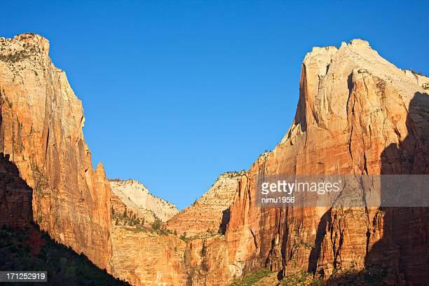 Zion National Park, Utah, États-Unis