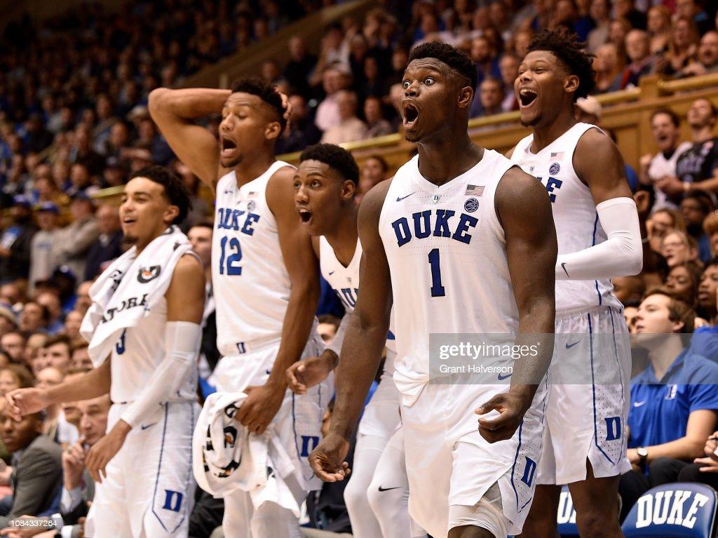 Princeton v Duke : News Photo