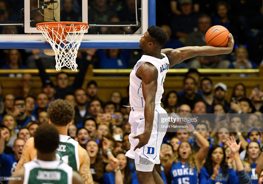 Eastern Michigan v Duke : News Photo