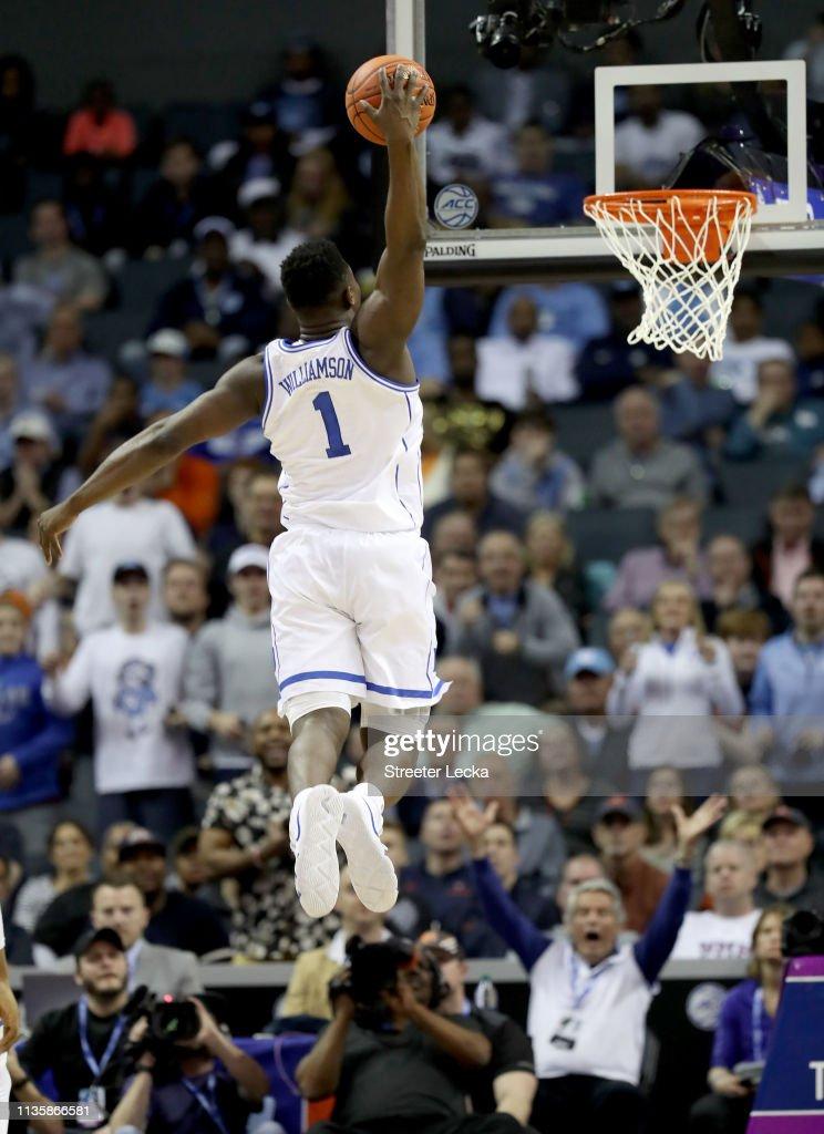 ACC Basketball Tournament - Quarterfinals : News Photo