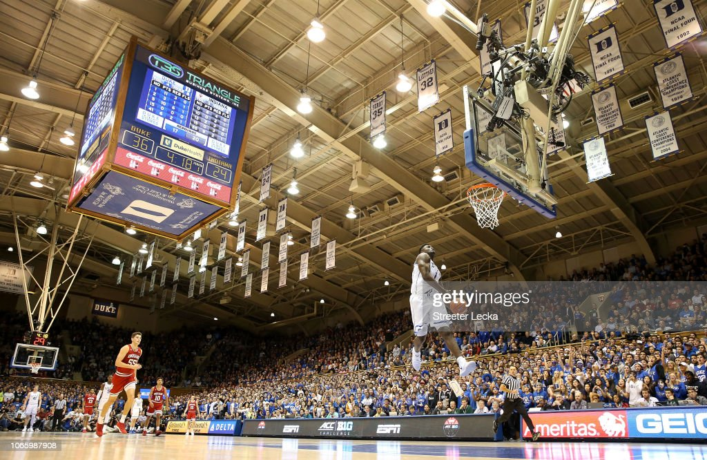 Indiana v Duke : News Photo