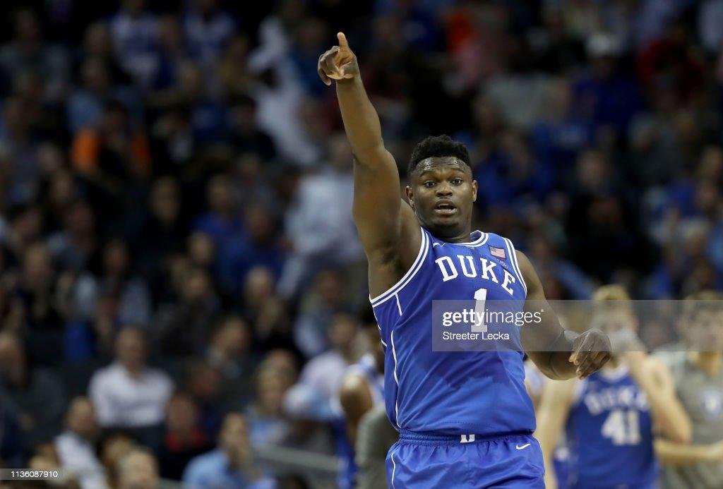 ACC Basketball Tournament - Semifinals : News Photo