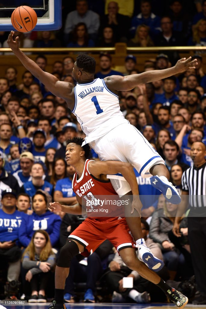 NC: North Carolina State v Duke