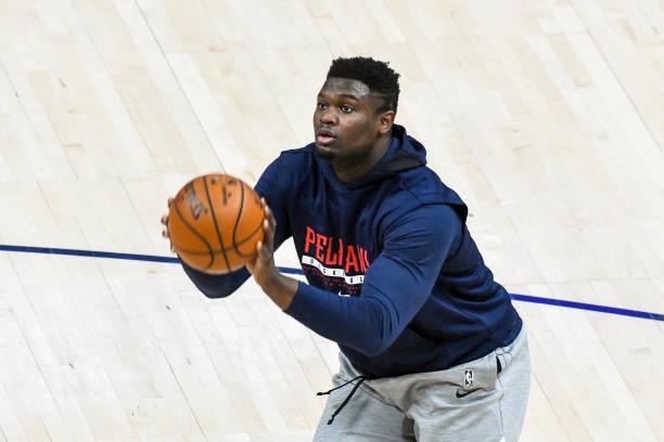 UT: New Orleans Pelicans v Utah Jazz