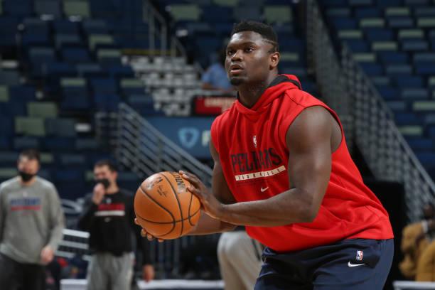LA: Detroit Pistons v New Orleans Pelicans