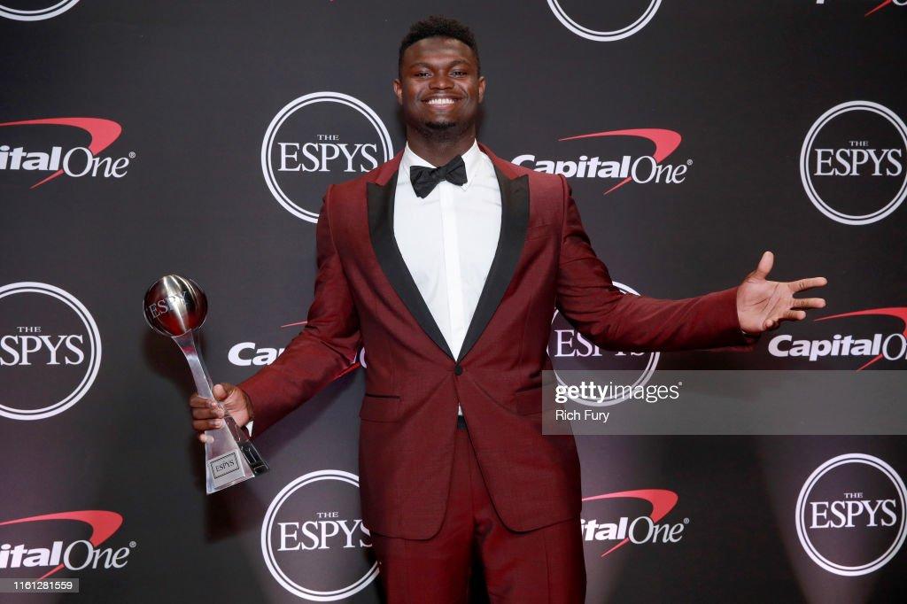 The 2019 ESPYs - Inside : News Photo