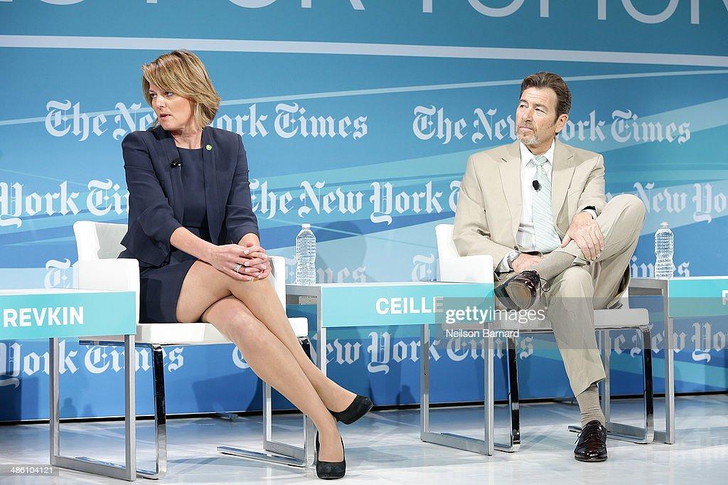 Zipcar President Kaye Ceille and TIG/m President Brad Read ...