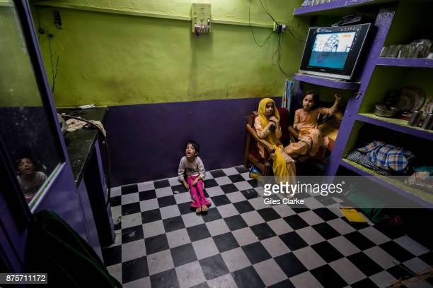 Zishan 13 years old at home in the Tila Jamalpura neighborhood Zishan was born to parents contaminated by a carcinogenic and mutagenic water supply...