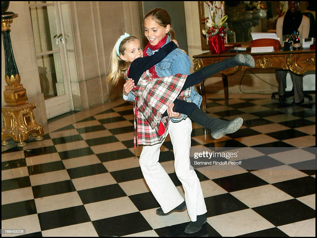 Prince Charles-Emmanuel De Bourbon-Parma Receives The Medal Of Honor  : News Photo
