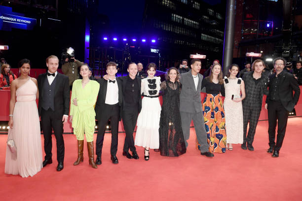 DEU: European Shooting Stars Red Carpet - 70th Berlinale International Film Festival