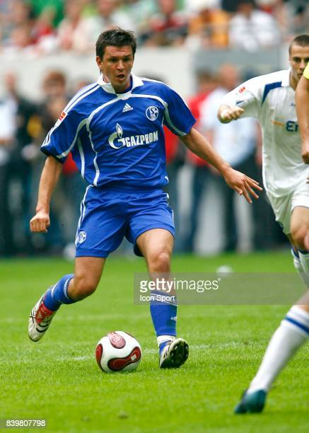 Zlatan BAJRAMOVIC Schalke 04 / Karlsruhe Coupe de la Ligue 2007