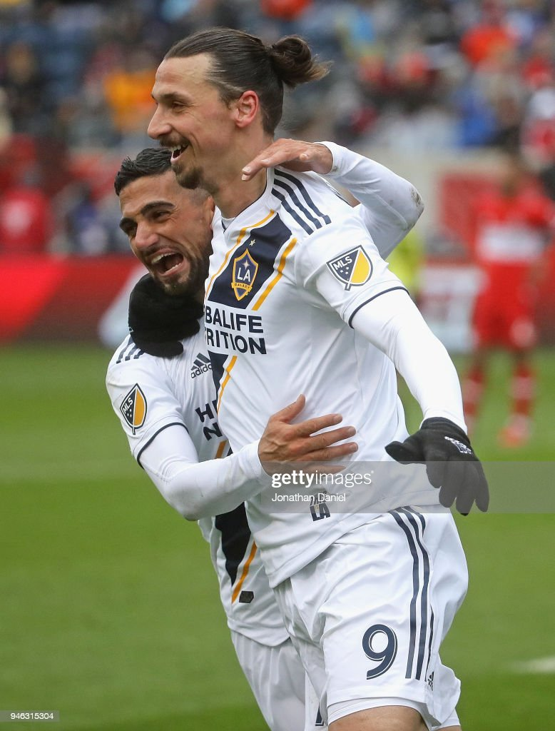 Los Angeles Galaxy v Chicago Fire : News Photo