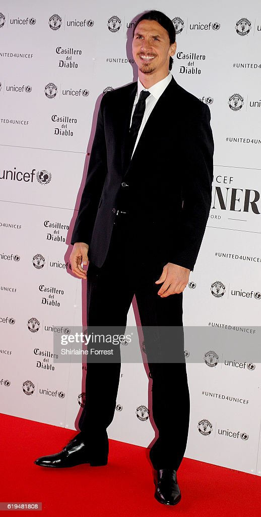 United For Unicef Gala Dinner - Red Carpet Arrivals : News Photo