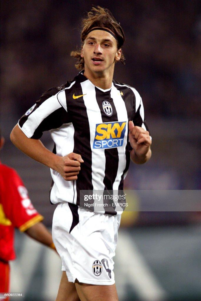 wholesale dealer 3cb2e 36576 Zlatan Ibrahimovic, Juventus News Photo - Getty Images