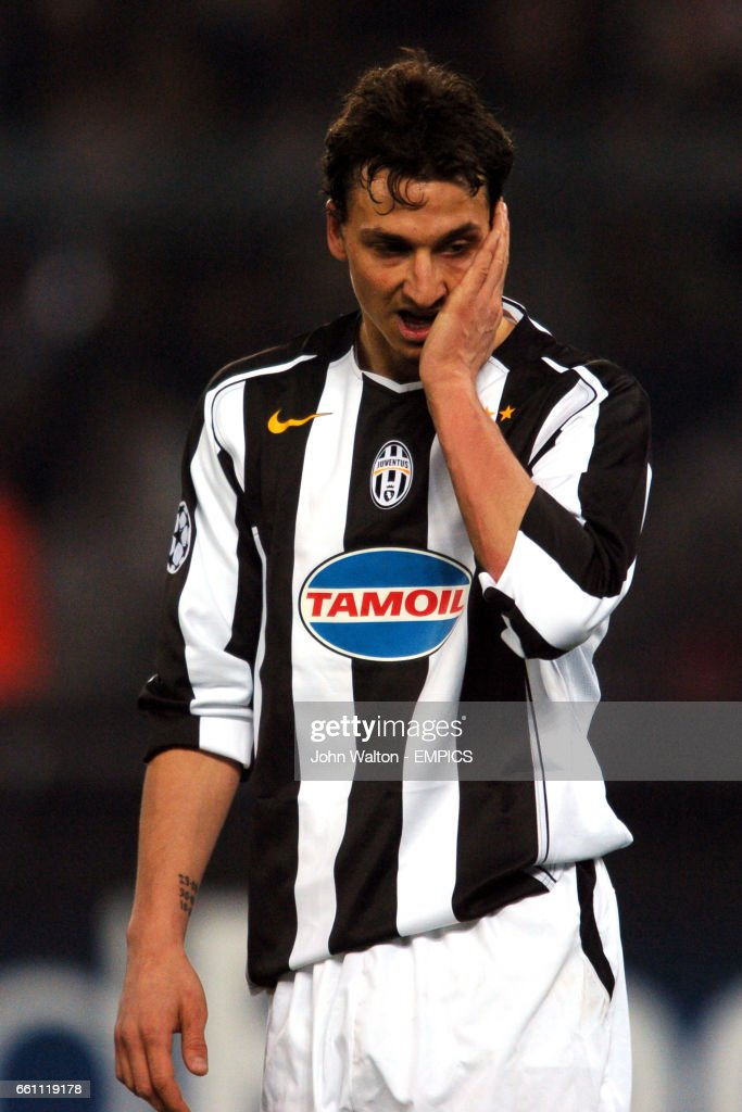 Zlatan Ibrahimovic Juventus News Photo Getty Images