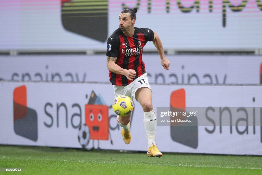 AC Milan  v FC Crotone - Serie A : News Photo