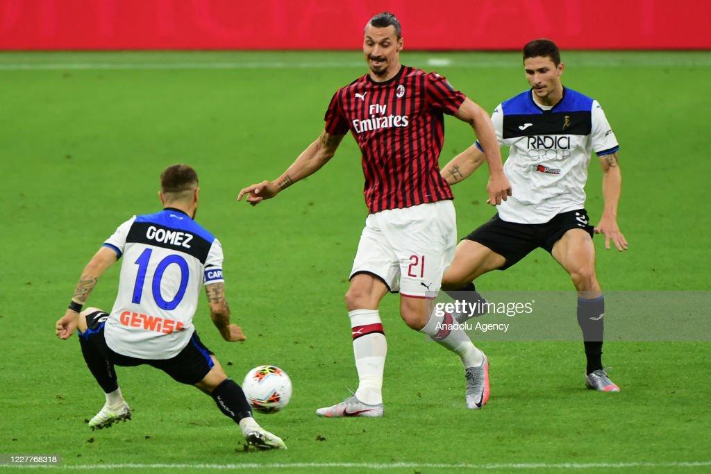 AC Milan v Atalanta: Serie A : News Photo