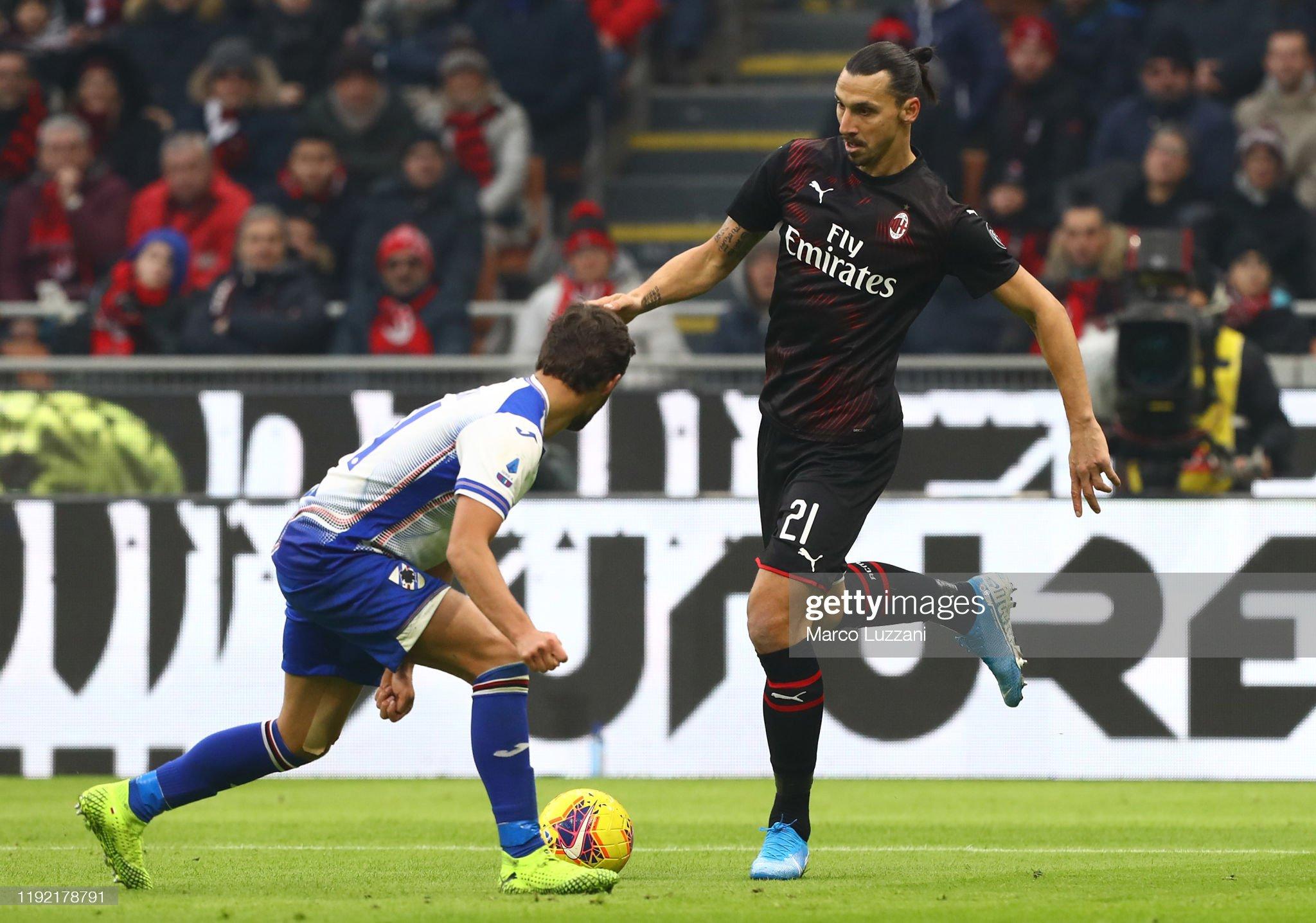 Sampdoria vs AC Milan Preview, prediction and odds