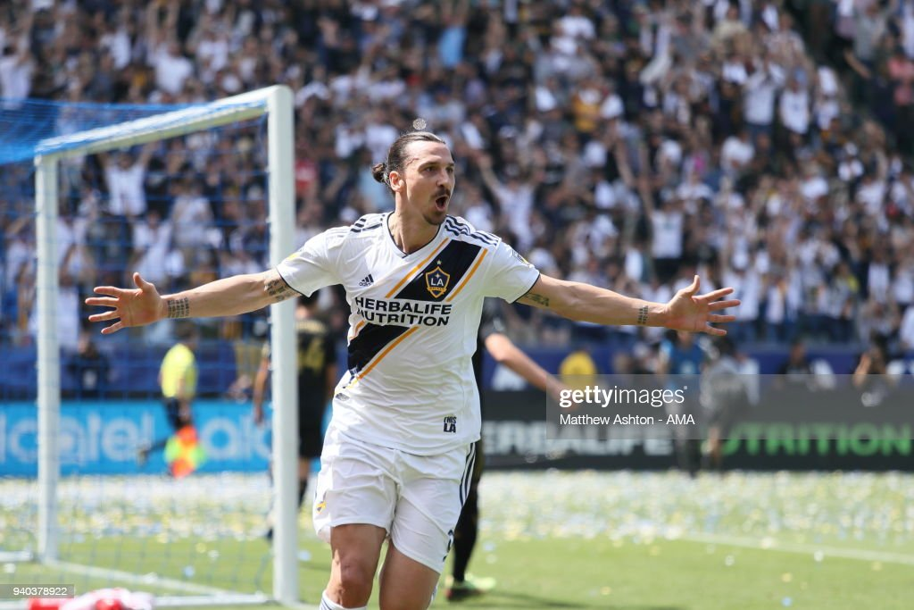 Los Angeles FC v Los Angeles Galaxy : News Photo