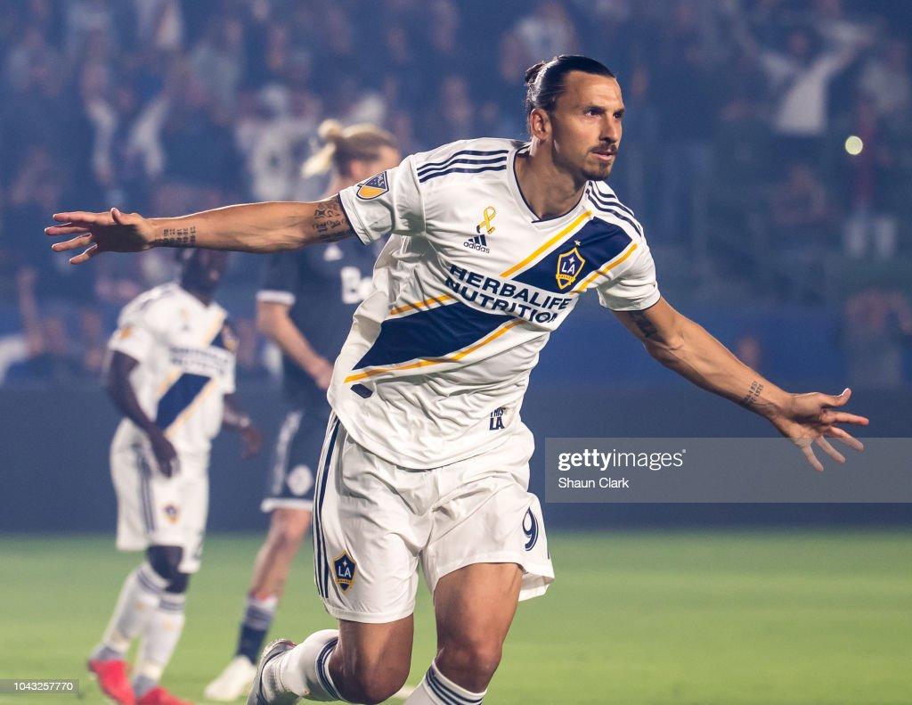 Vancouver Whitecaps v Los Angeles Galaxy : News Photo