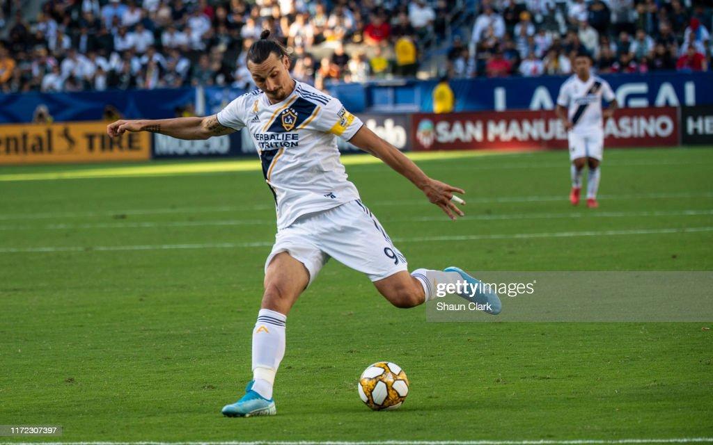 Vancouver Whitecaps FC v Los Angeles Galaxy : News Photo