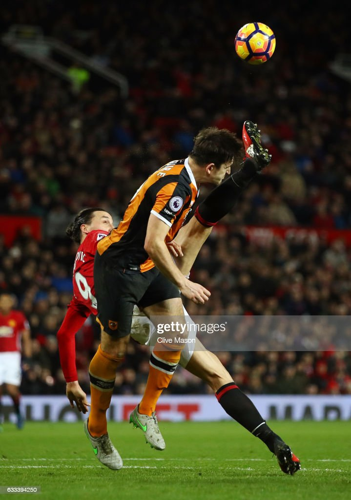Manchester United v Hull City - Premier League : News Photo