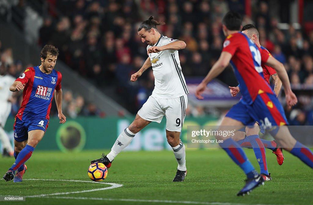 Crystal Palace v Manchester United - Premier League : News Photo