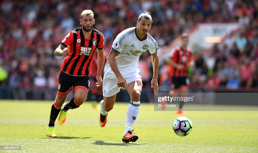 AFC Bournemouth v Manchester United - Premier League : Nachrichtenfoto