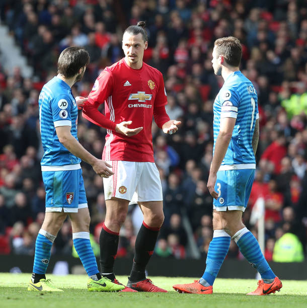 Manchester United v AFC Bournemouth - Premier League