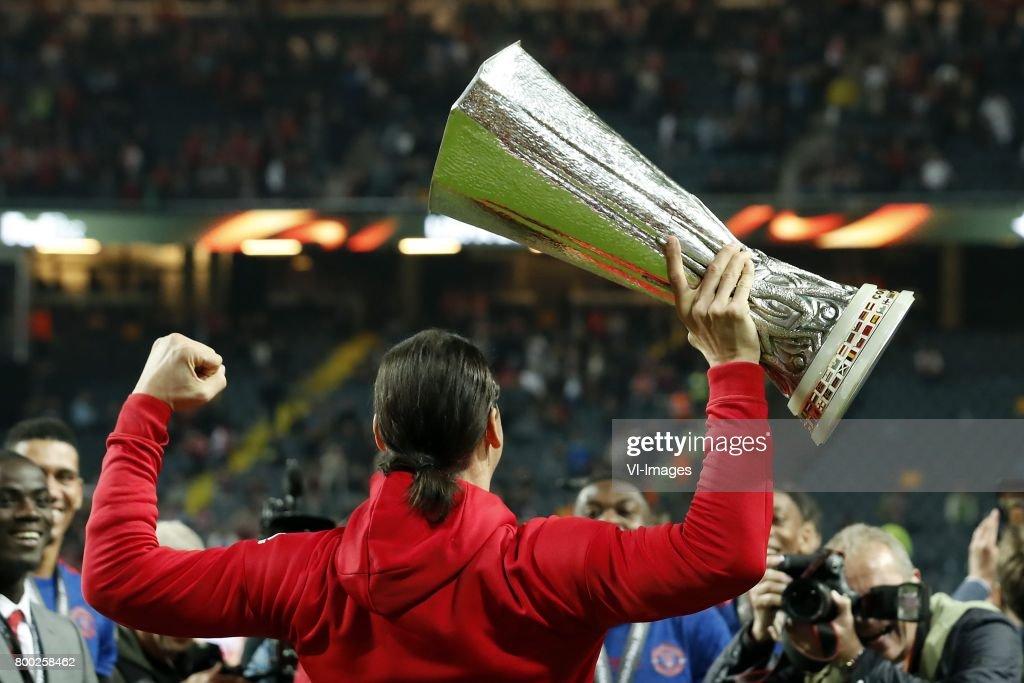 UEFA Europa League'Ajax v Manchester United' : News Photo