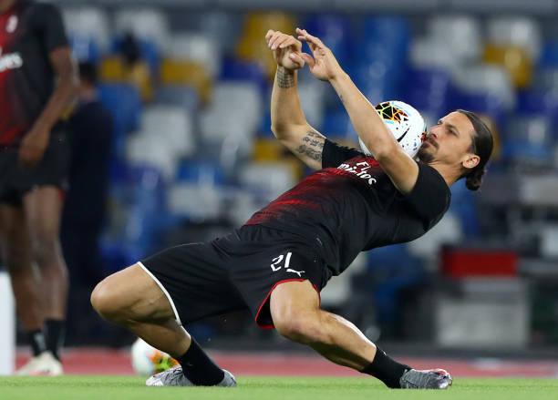 ITA: Napoli v Milan - Serie A