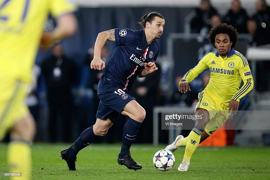 """Champions Laegue - """"PSG v Chelsea"""" : News Photo"""