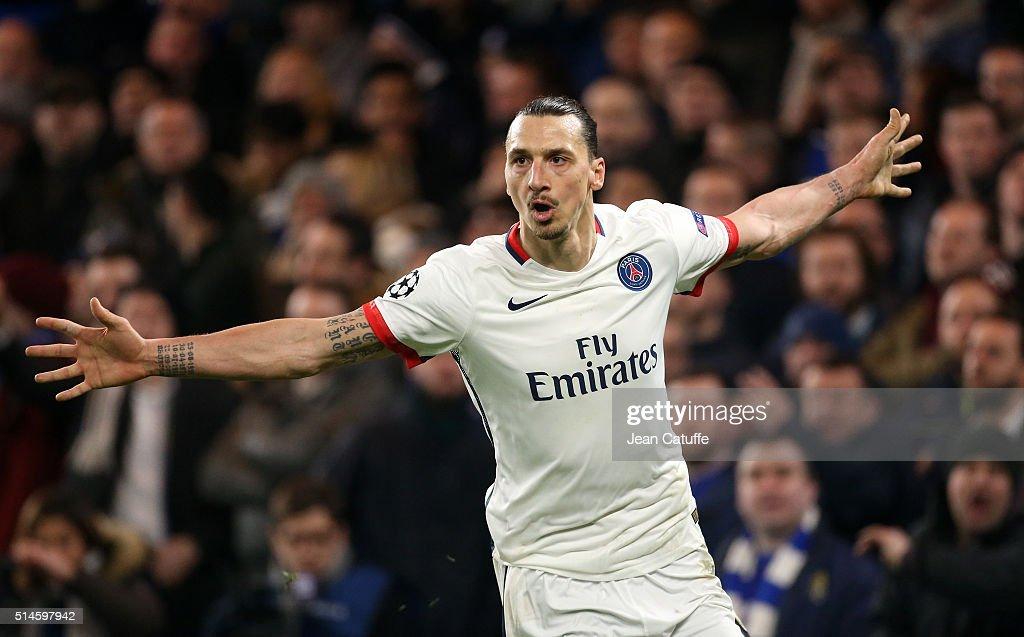 Chelsea FC v Paris Saint-Germain - UEFA Champons League : News Photo