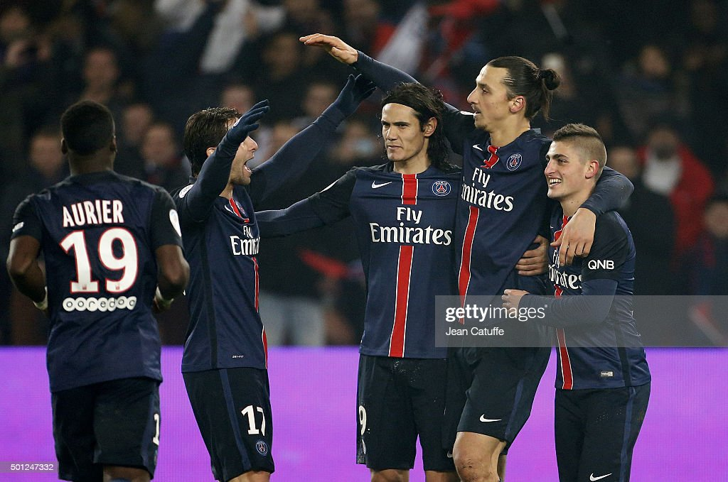 Paris Saint-Germain v Olympique Lyonnais - Ligue 1 : News Photo