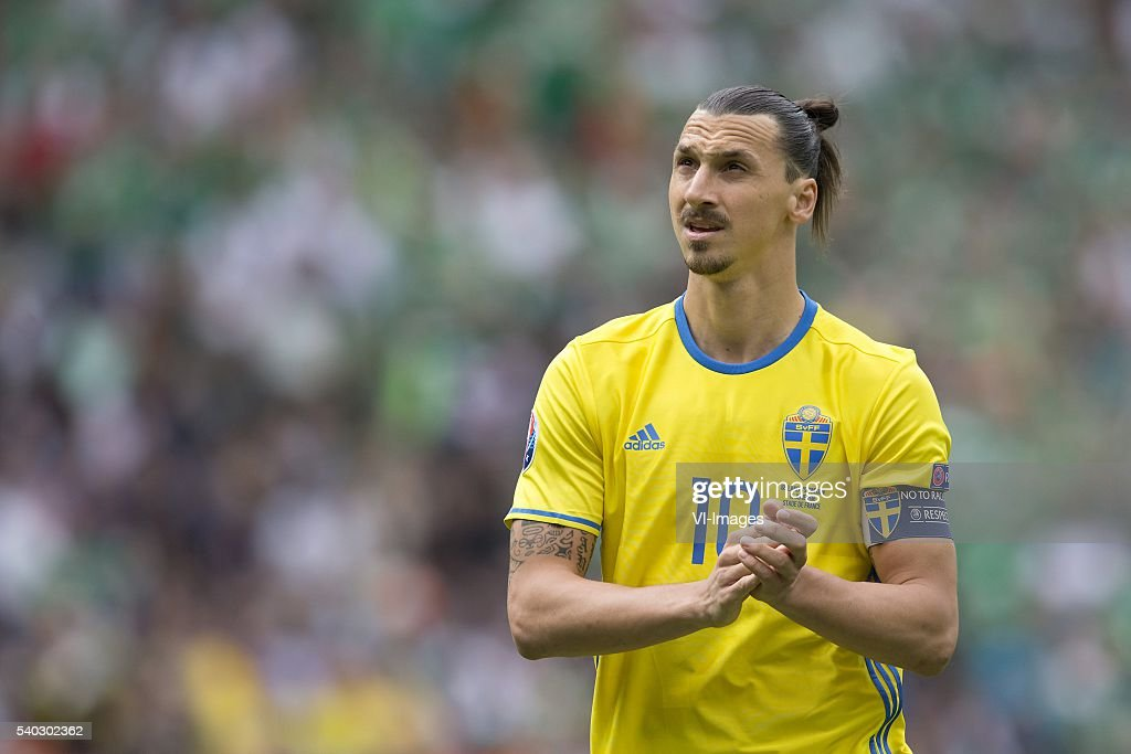 "UEFA EURO 2016 Group E - ""Republic of Ireland v Sweden"" : News Photo"