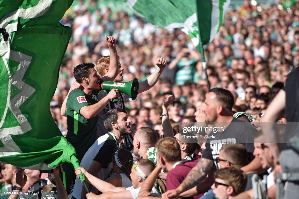 SV Werder Bremen v Bayer 04 Leverkusen - Bundesliga : News Photo